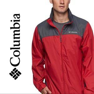 EUC Men's Columbia Waterproof Jacket Omni-shield